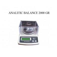 ANALYTICAL BALANCE 2000 GR