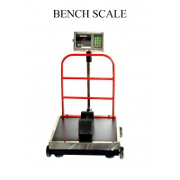 BENCH SCALE 75 KG INDIKATOR STAINLESS