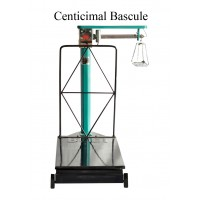 CENTICIMAL BASCULE 150 KG