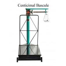 CENTICIMAL BASCULE 500 KG
