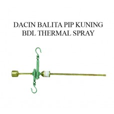 TIMBANGAN DACIN BALITA PIP KUNING BDL THERMAL SPRAY