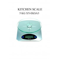 KITCHEN SCALE 5 KG XY-EKSA3