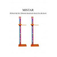 MISTAR PENGUKUR TINGGI BADAN BALITA BLB-01