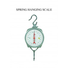 SPRING HANGING SCALES