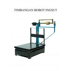 TIMBANGAN BOBOT INSUT 150 KG