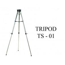 TRIPOT STAINLESS STEEL TELESKOPIS TS-01