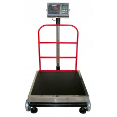 BENCH SCALE 150 KG INDIKATOR STAINLESS